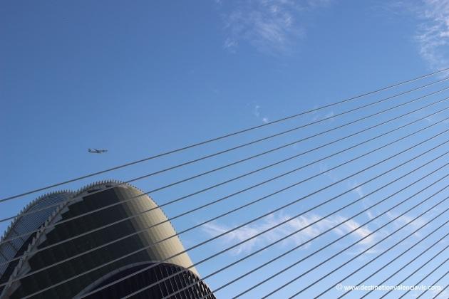 Ágora y Puente de l´Assut de L´Or de Valencia