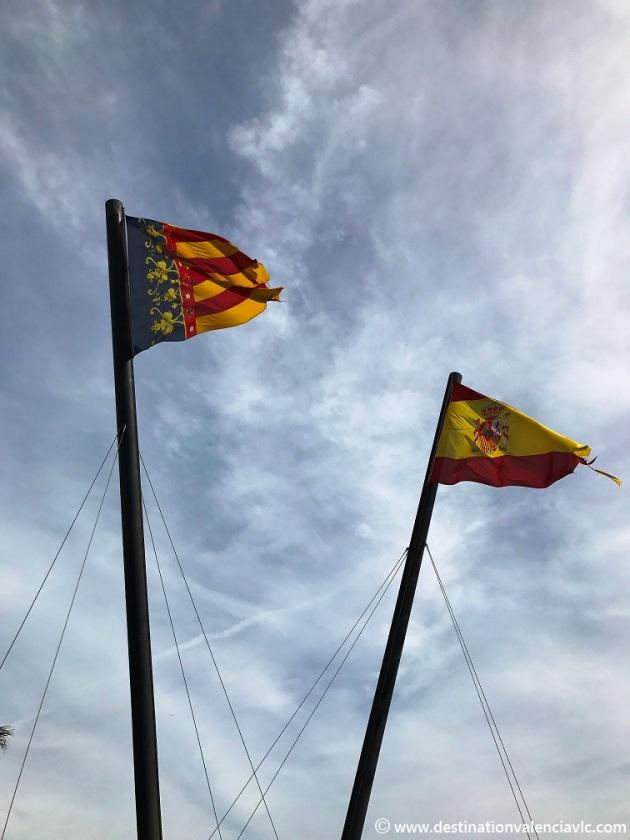 Banderas Marina Real Mlavarrosa Valencia