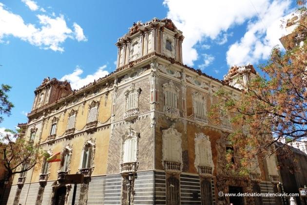 Palacio del Marqués de Dos Aguas de Valencia