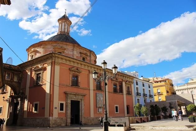 Basílica de la Virgen de Valencia