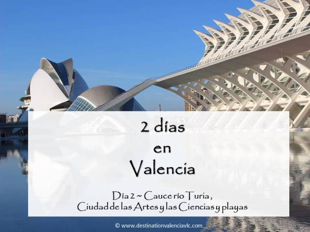 portada-2 dias en Valencia (día 2) apaisado