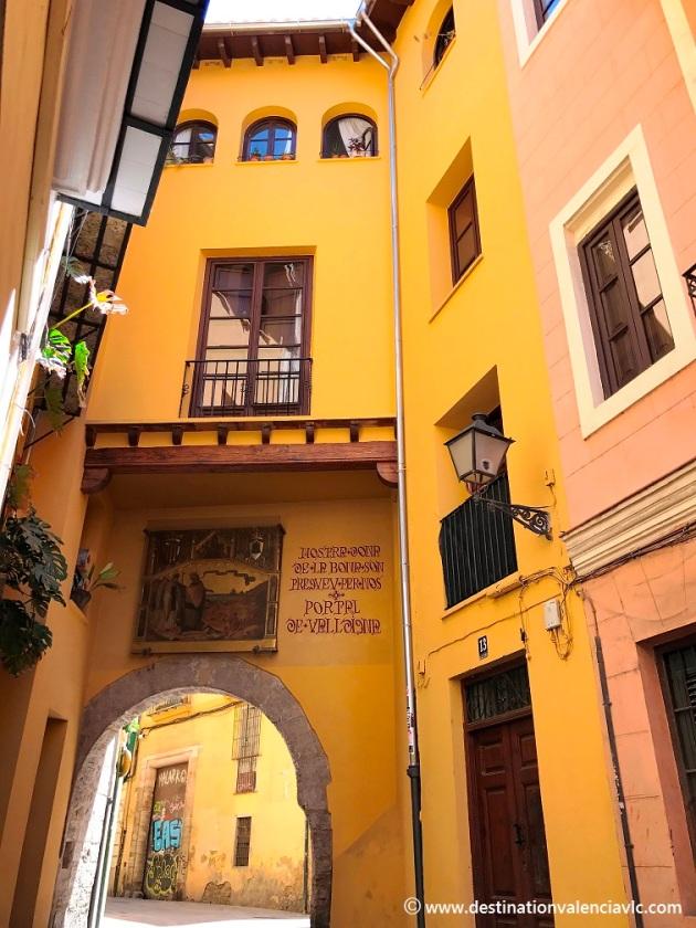 Portal de Valldigna de Valencia