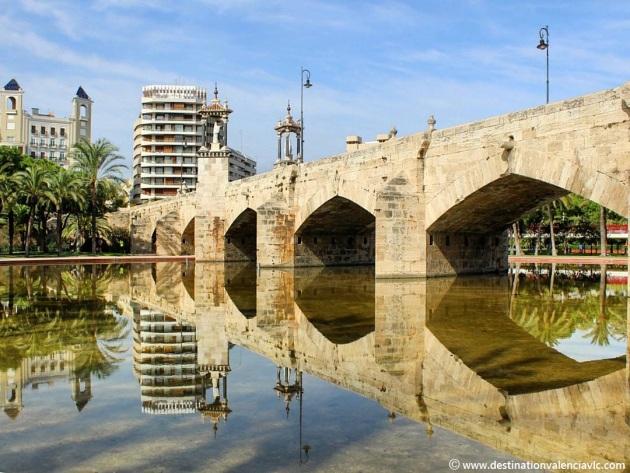 Puente del Mar de Valencia
