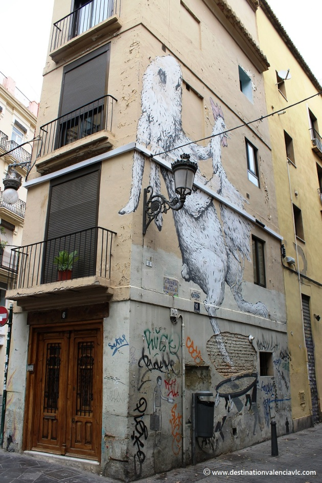 erica-il-cane-graffiti-calle-baja-valencia