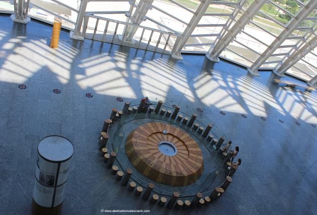 pendulo-foucault-museo-principe-felipe-city-of-arts-and-sciences-valencia
