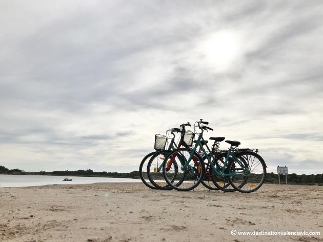 bicicletas-estany-del-pujol-parque-natural-albufera-valencia
