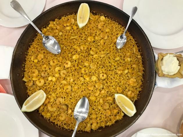 paella-arroz-senyoret-restaurant-la-sequiota-el-palmar-valencia