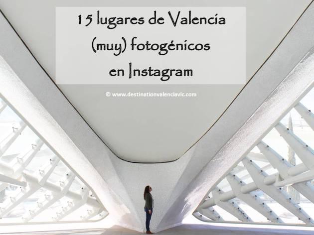 Portada-15 Lugares (muy) fotogénicos para Instagram en Valencia