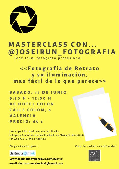 Poster Jose Irun OK