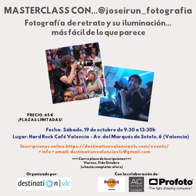 MASTERCLASS CON...@joseirun_fotografia (IG)